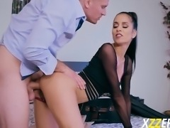 Abby Lee Brazil in Cock Hungry Hotel Slut