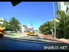 Free gang bang bus