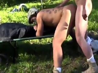 Free hot gay army boys porn sites Taking the recruits on their first r