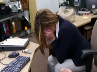 Big natural tits machine first time Foxy Business Lady Gets Fucked!