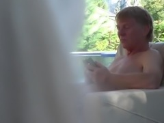 Old Young - Teen Lusty Blonde Pussy Eaten By Horny Grandpa