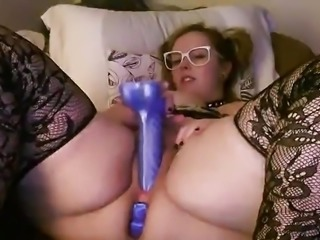 Cute chubby girl wet and horny again