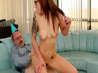Young russian blonde anal Let's soiree you sons of bitches!