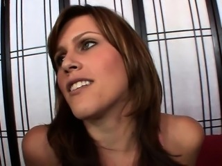 Three cutie pies in nylons finger fuck in bed