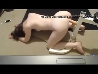 Cam Girl 18 Masturbation crazy