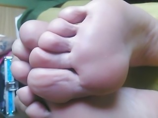 Hot blond softest soles