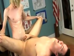 Gay emo soccer Preston wants a DT from his fucking partner and he gets