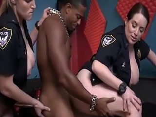 Teenage milf and vintage hairy Raw flick takes hold of police nailing