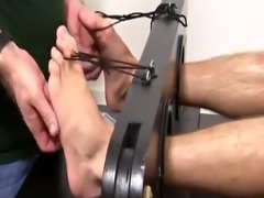 Emo gay twink feet tube first time Ticklish Dane Back For More