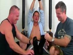Very shortest socks gay sex video Gordon Bound & Tickle d