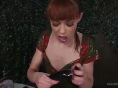 amazing anal insertion, starring izamar gutierrez' ass