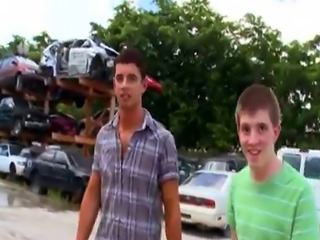 Erections in public videos gay xxx Jordan pulls Donny's