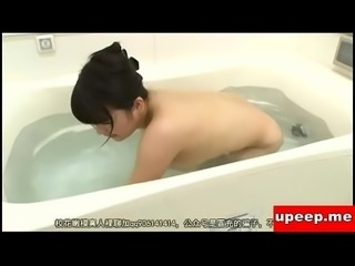 xxxJapan Big Boobs MILF bath room creampie Reifen porno videos