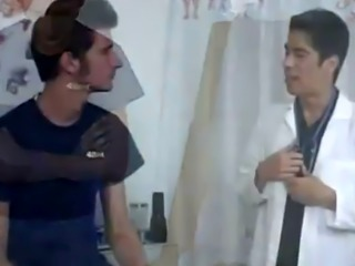 Naked boys gay porn movie As the Doc was doing his thing  I