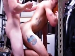Straight freshgay man nude cock Dungeon sir with a gimp