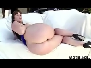 Ass for lunch