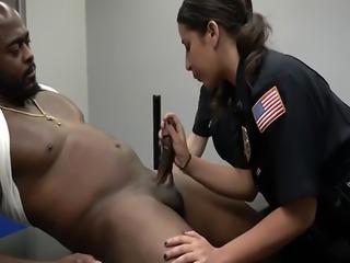Public agent brunette with big boobs Milf Cops