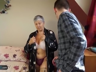 Horny Grannies Hardcore Sex Compilation
