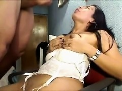Chinese amateur facial
