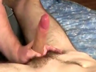 Emo boys try gay sex Wanked To A Huge Cum Load!