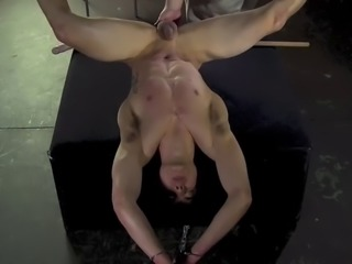 Fucked young guy BDSM dildo jungs Schwule sportingly slaves