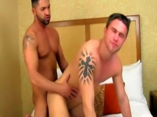 Free gay sleeping porn video and handsome fakes movie A Meeting Of Mea