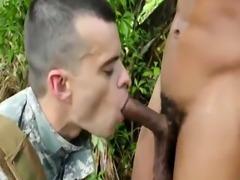 Gay sex in  navy xxx Jungle smash fest