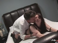 Samantha Bentley is horny slut who need hot dicks between her legs