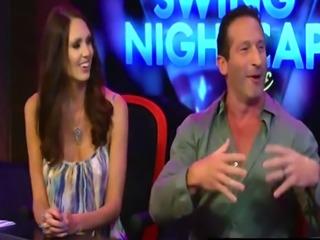Swing Nightcap Live - season 1. episode 1. - interviews