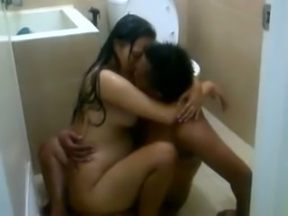 Horny Indonesian wife cheating on me with some dude
