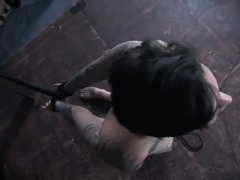 leigh raven gets subjected to pain play