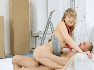 Sex crazed babe Connie Sparkle doesn't get enough credit besides being hot