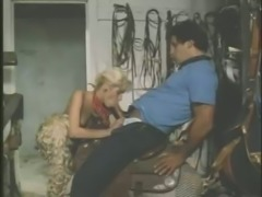 Super horny blondie gives her kinky lover one hell of a blowjob