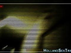 Real hooker gives head