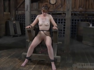 Hazel Hypnotic loves being a part of a kinky sex game