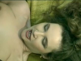 Incredible classic anal sex session with voracious lean brunette