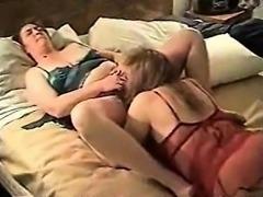 lesbian lick mature feet