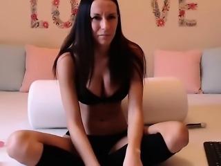 Brunette Babes Playing Pool Masturbate