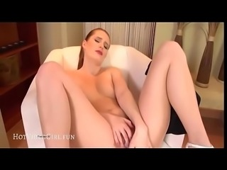 hotvideogirl.fun gentle masturbation