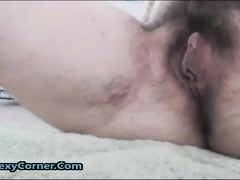 Bizarre Hairy Tattooed Slut Is Up For Some Anal