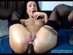 Hot girl wet pussy masturbation XPUSSYCAM.COM
