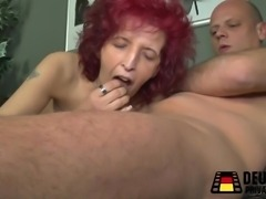 Redhead german bitch