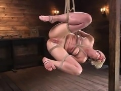 Dylan is well-known for her love of getting tied up and dominated, as well as...