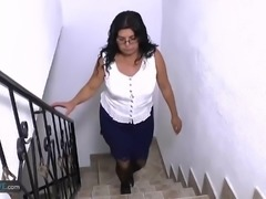 Amateur matures and granny latinas hardcore video compilation