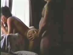 My delicious Brazilian GF lets me bang her hard on the couch