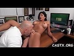 Avid fucking in a casting room