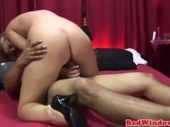 dicksucking hooker pleasures hard cock