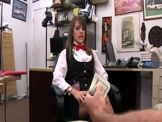 White cum in black mouth and dutch party girl Card dealer cashes in th