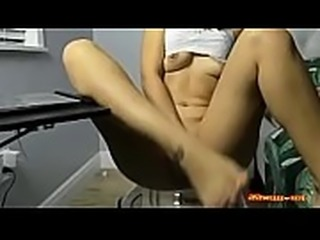 Female feet masturbate Webcam - 88cam.net
