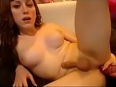 Shemale Dildoing And Wanking Bvr - DickGirls.xyz